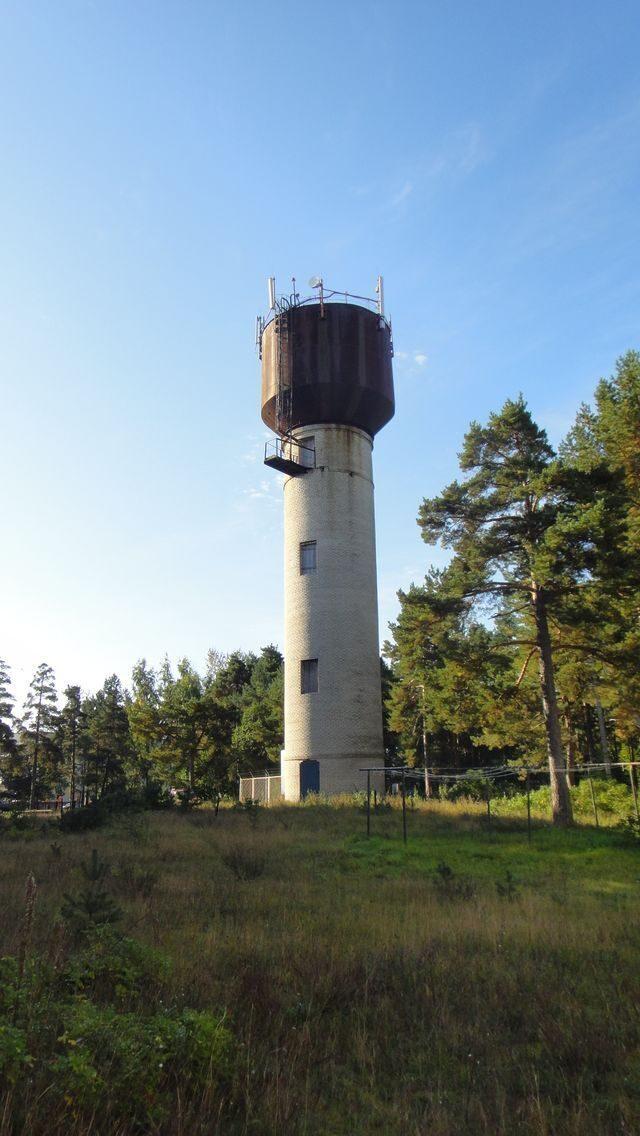 Водонапорные башни большого объема